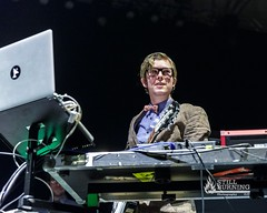 Public Service Broadcasting - Caird Hall, Dundee, 02/02/15