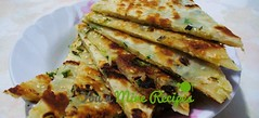 Green Onion Cake Recipe - You n Mine Recipes