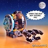 #LEGO_Galaxy_Patrol #LEGO #2001aSpaceOdyssey #2001 #SpaceOdyssey #HAL9000 #SpacePod #Space #Pod #LEGOspace #Marvel #GOTG #GuardiansOfTheGalaxy #LEGOmarvel @lego_group @lego @marvel @marvelcomicss @disney