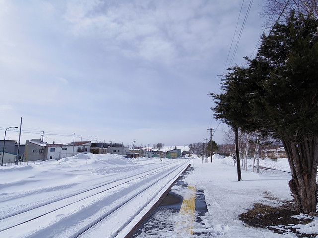 Biei station