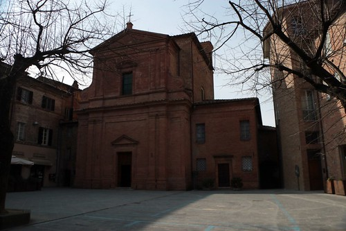 Città della Pieve: chiesetta