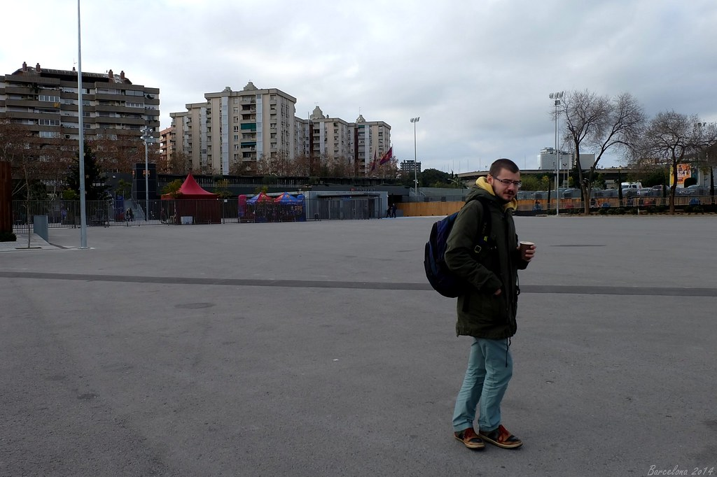 Barcelona day_4, Camp Nou, Travessera de les Corts