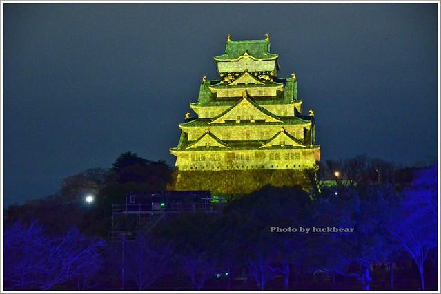 大阪城3D燈光秀2015015-DSC_3928