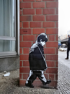 Wo in Berlin? (Ohne Straßenschild:) / Bülowstr.