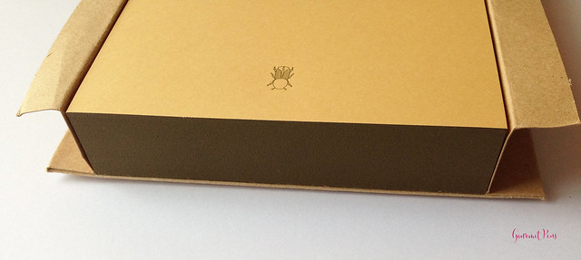 Review Le Typographe Fine Paper Writing Bloc - A5 Beetle Chamois @NoteMakerTweets (6)