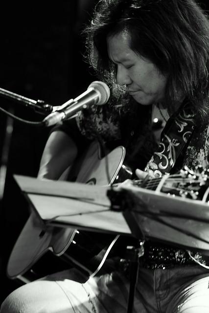 やまげん♪ live at Outbreak, Tokyo, 05 Mar 2015. 071