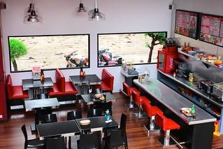 Finished Building - The Spot Restaurant - 1st Floor-  Details