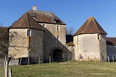 58 Druy-Parigny - Druy  Château XIV XV - Photo of Beaumont-Sardolles