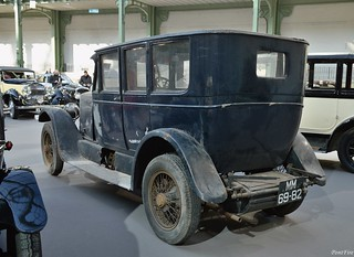1921 Daimler 20 hp limousine