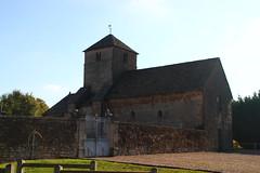 Eglise Saint-Jean-Baptiste à Burgy