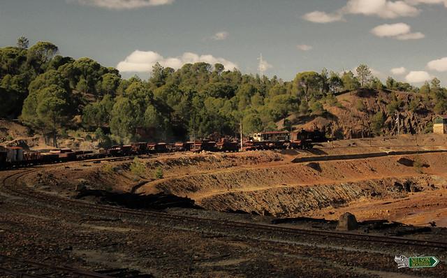 Ferrocarril de Riotinto - Huelva