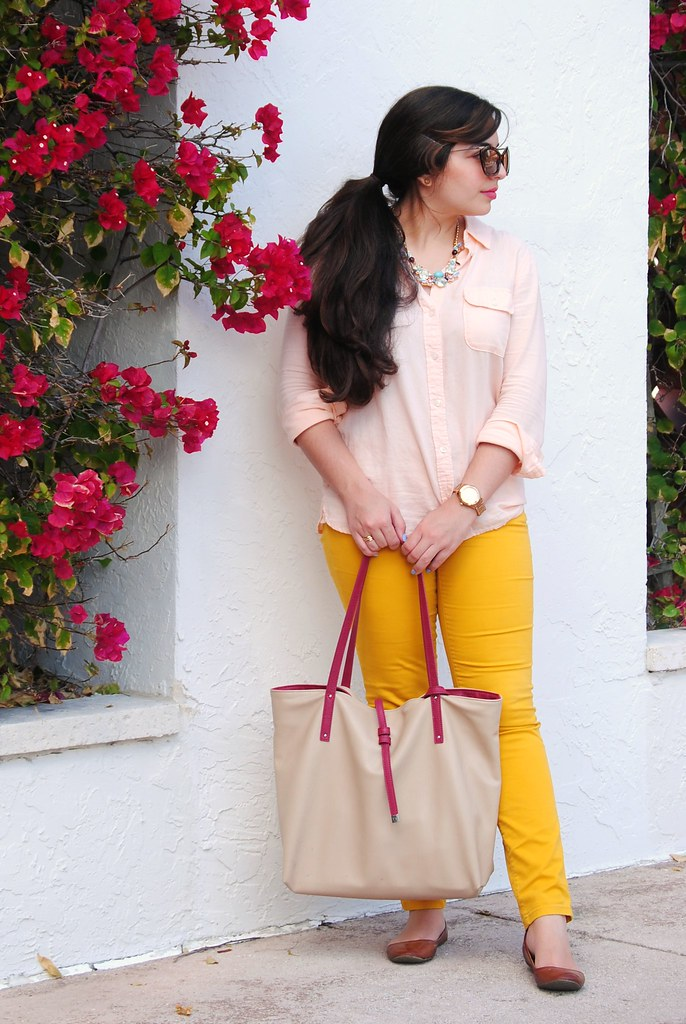 http://earnestyle.blogspot.com/2015/02/work-style-wednesday-peach-and-mustard.html
