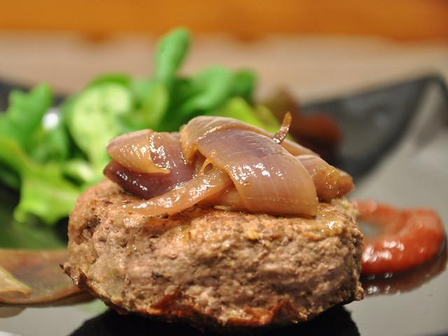 Hamburger Bimby al Varoma