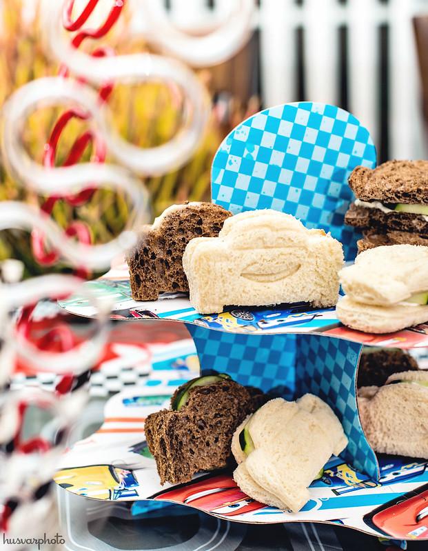 #disneyside CARS party food ideas