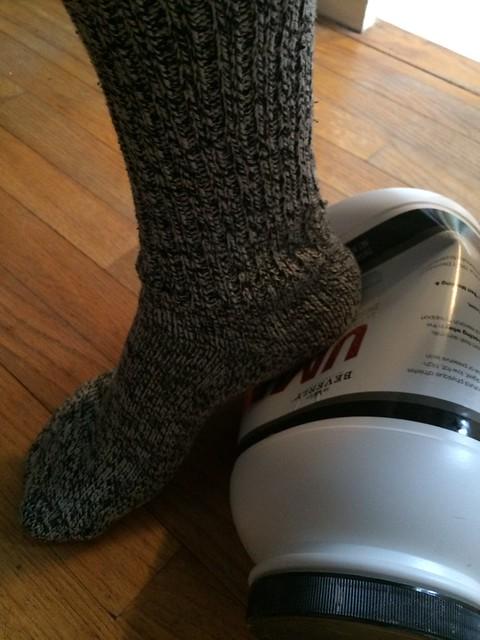 Protein Powder Heels