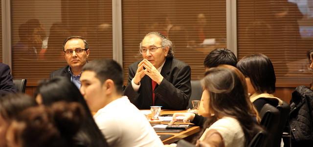Kazakistanlı Yüksek Lisans Öğrencileri Üsküdar Üniversitesi'ni ziyaret etti.