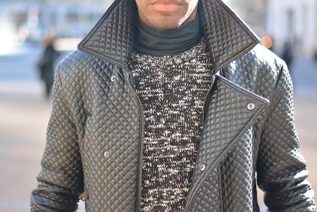 All Black Street Style Menswear