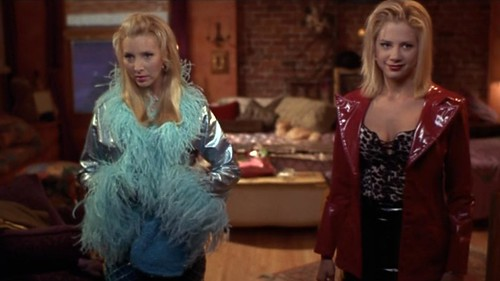 romy and michele coats