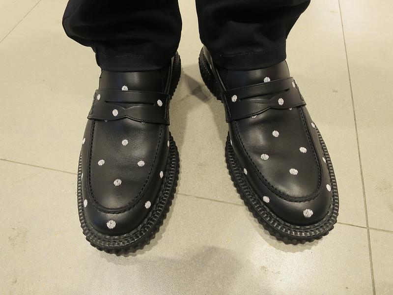 Ben Chan's shoes