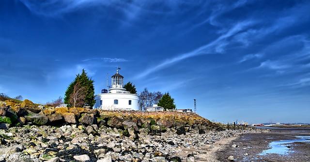 West Usk Lighthouse ... Newport