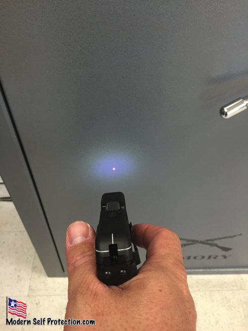 Taurus Curve Light and Laser