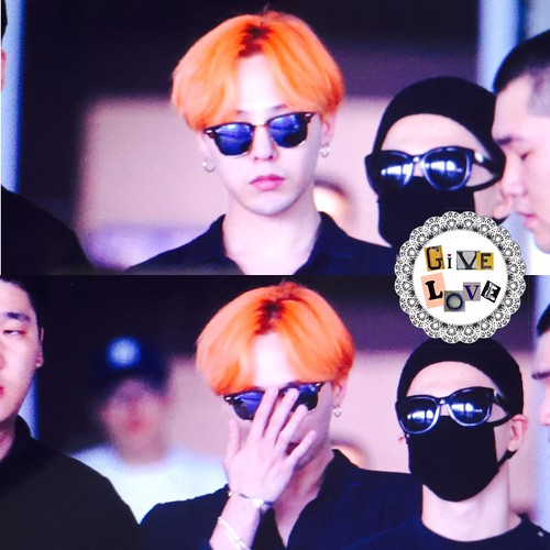 Big Bang - Incheon Airport - 13jul2015 - GiVe_LOVE8890 - 01