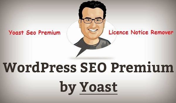Yoast Seo Premium License Notice Remover - WordPress Plugin