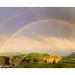 Double Rainbow at Dunamase by Kieran Commins