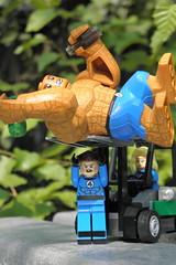 LEGO  Friendship, as it is! Дружба, як  вона  є!