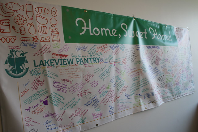 A Look Inside Lakeview Pantrys New Home Forefront