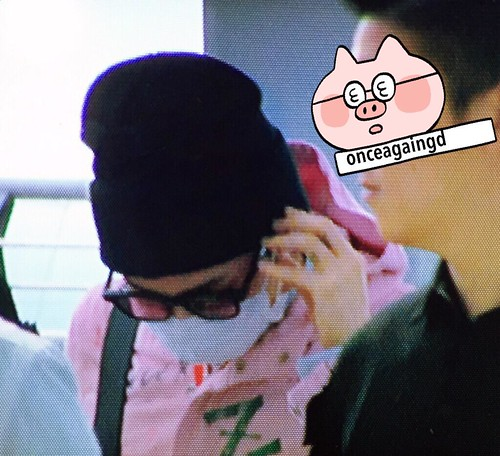Big Bang - Incheon Airport - 24sep2015 - once again GD - 01