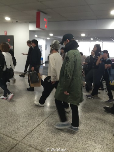 Big Bang - Melbourne Airport - 20oct2015 - _WeNGagA_ - 04