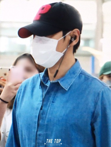BIGBANG Departure Seoul Incheon to Foshan 2016-06-10 (104)