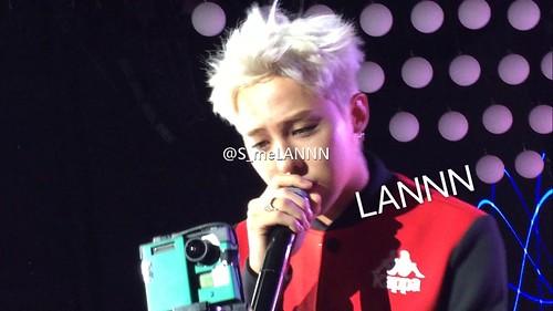 G-Dragon - Kappa 100th Anniversary Event - 26apr2016 - S_meLANNN - 03