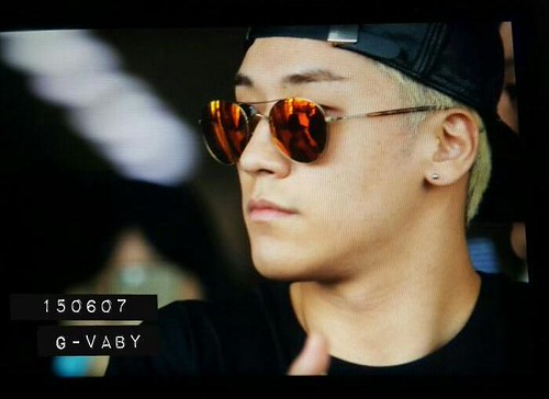 Big Bang - Gimpo Airport - 07jun2015 - Seung Ri - G_Vaby - 04
