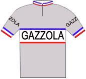 Gazzola - Giro d'Italia 1962