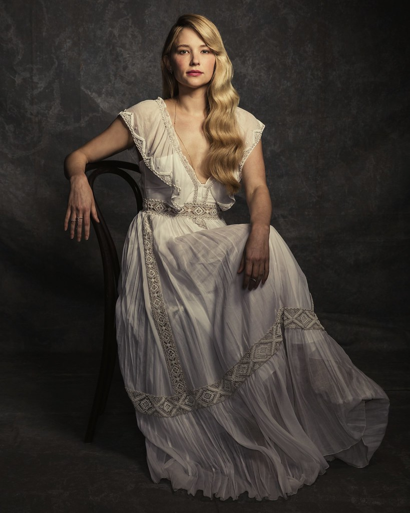 Хейли Беннетт — Фотосессия для «Великолепная семерка» на «TIFF» 2016 – 4