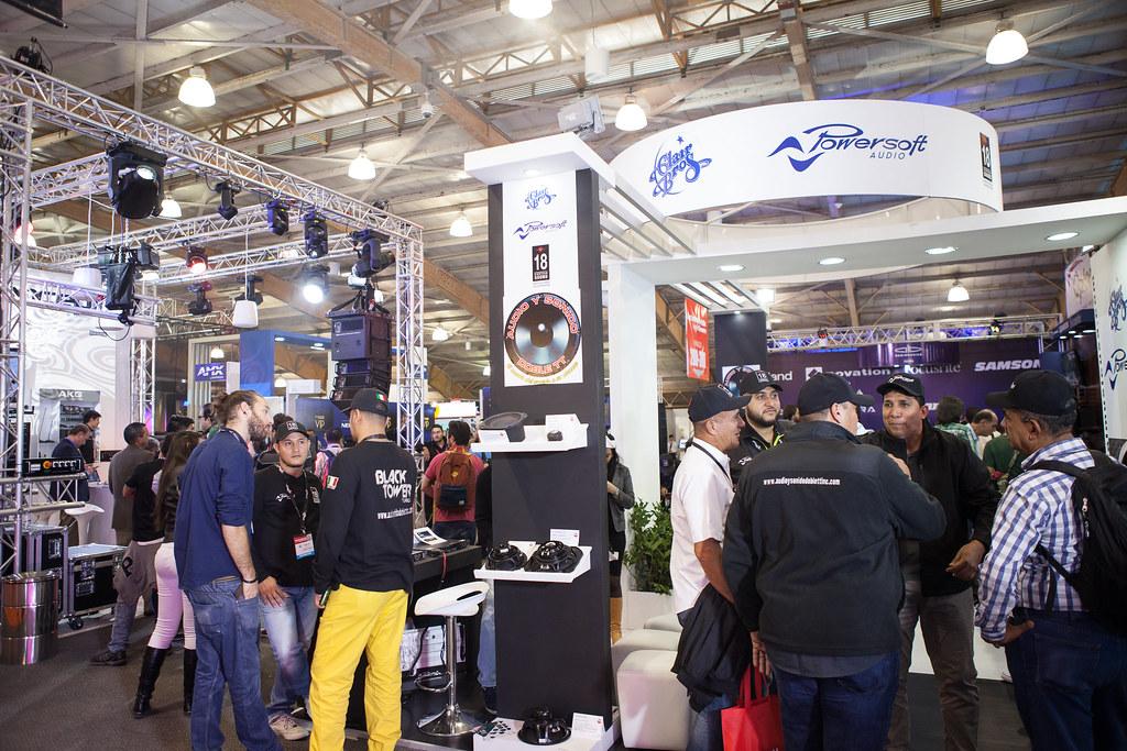 TecnoMultimedia InfoComm Colombia 2016