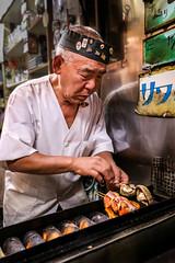 Yakitori chef 2