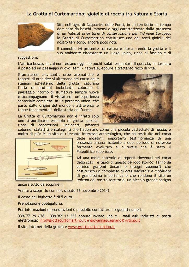La Grotta di Curtomartino Gioiello di roccia tra Natura e Storia_Page1
