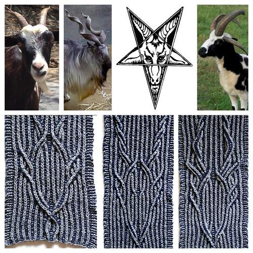 goat cables!
