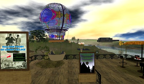 Balloon Tour Linden Village