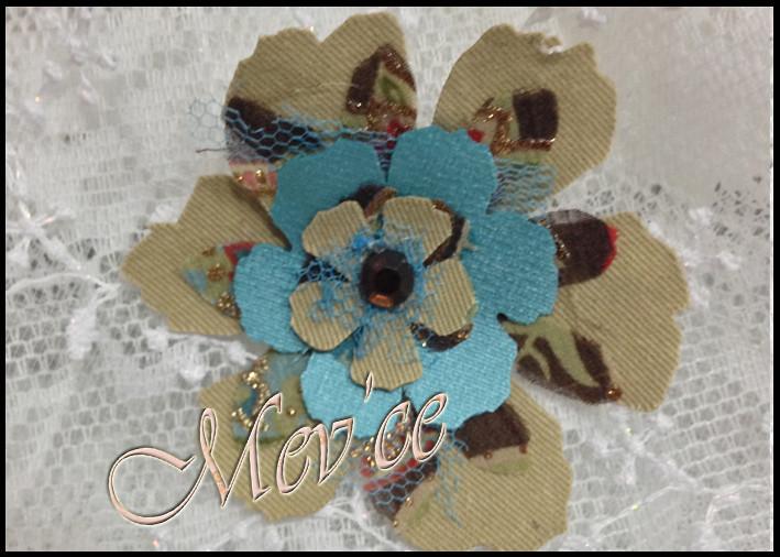 Blue Flowers 02