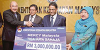 RM3million aid for Ebola-hit nations: Health ministry