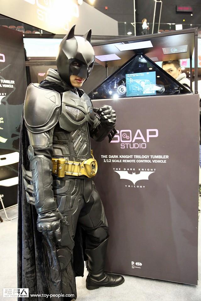 TOY SOUL 2014【SOAP Studio】C10-C12 攤位完整報導