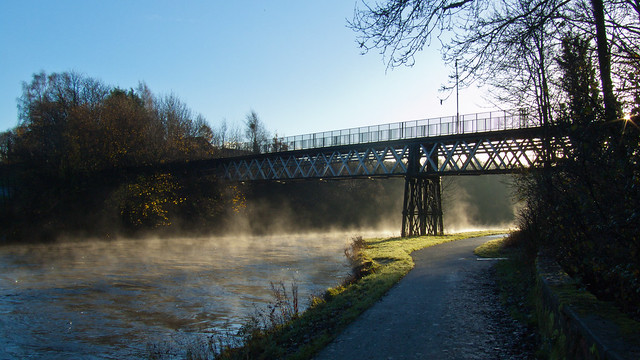 Bridge over Leven