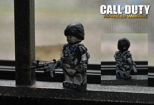 "Gideon - COD Advanced Warfare- | ""If you need a job done ..."