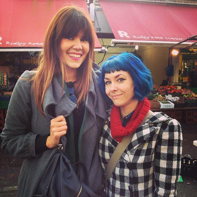 me & Rachel ♥
