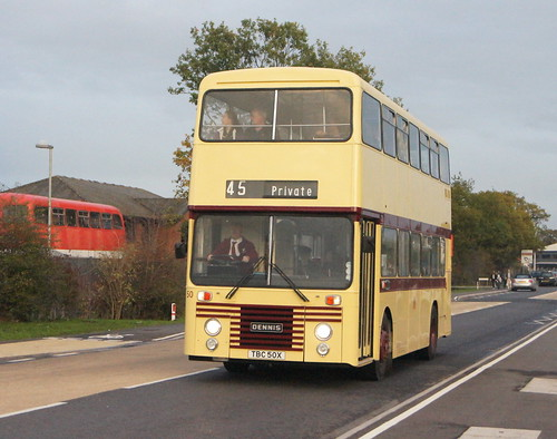 Leicester TBC 50X