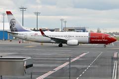 Norwegian (Anton K.H. Jakobsen livery), LN-NGT, Boeing 737-8JP